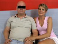 Il offre sa femme à un hardeur bien membré !