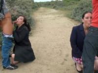 2 copines nous font découvrir leur coin baise en Basse-Normandie ! (vidéo exclusive)