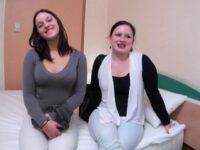 2 étudiantes appétissantes livrées dans une chambre d'hôtel! (vidéo exclusive)