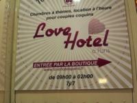 Porno-reportage d'1H30 au 1er love hôtel de France, en plein coeur de Paris … (vidéo exclusive)