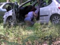 Plan cul dans un bois libertin à Lannemezan (dept. 65) ! (vidéo exclusive)