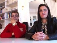 Une affaire de famille : c'est son propre oncle qui vient avec Luciana pour une drôle de séance ! (vidéo exclusive)