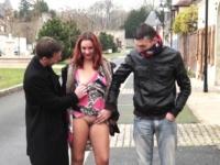 Stéphanie de la Rochelle veut goûter à la pluralité masculine! (vidéo exclusive)