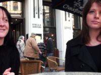 Estelle et Lara de Bruxelles ont fini de se cacher derrière leur écran d'ordi! (vidéo exclusive)