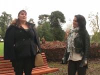 Dominique, 24 ans, de Rennes, travaille dans un zoo avec les girafes ! (vidéo exclusive)
