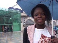 Naîa, 18 ans depuis à peine 3 jours, étudiante en première année de droit à la fac de Montpellier ! (vidéo exclusive)