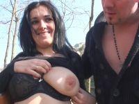 Mariza, la salope à gros seins de Sisteron (04) ! (vidéo exclusive)
