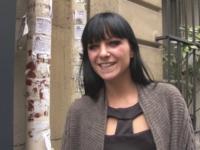 Natacha, étudiante en droit de Narbonne, vient visiter la Capitale … et ses bites ! (vidéo exclusive)