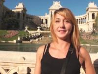 Emilie, 21ans, travaille dans l'événementiel à Nancy … et raffole de la bite ! (vidéo exclusive)