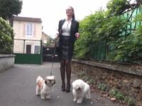 Ania, bourgeoise trentenaire, nous est prêtée par son mari ! (vidéo exclusive)