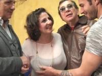 Son mari voulait assister à l'initiation de sa femme à la pluralité ! (vidéo exclusive)