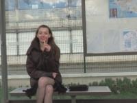 Charlotte, la lycéenne défraie la chronique au cul de Saint-Ouen-l'Aumône ! (vidéo exclusive)