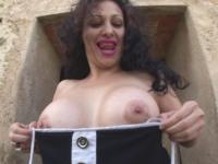 Luciana, une putain de brésilienne au tempérament de feu !