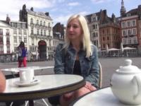 On va à Lille baiser Lize, petite blondinette réceptionniste dans un hôtel de luxe ! (vidéo exclusive)