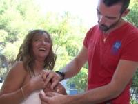 Dayana, 33 ans, enceinte de 4 mois, offerte pour faire plaisir à son mari ! (vidéo exclusive)
