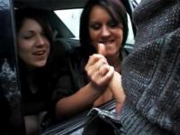 Chasse aux mecs aux bois de Boulogne puis GB à la maison ! (vidéo exclusive)*