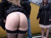 Charlotte nous aide à pervertir Laurence, 40 ans, une femme mariée qui culpabilisait ! (vidéo exclusive)