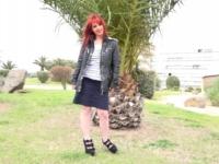 Serana, 18 ans, étudiante à Toulouse très sauvageonne ! (vidéo exclusive)