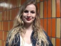 Blondie, 18 ans, veut devenir avocate ! (vidéo exclusive)