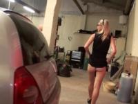 Celle d'où vient l'expression garage à bites ! (vidéo exclusive)