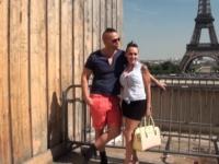 Lena, 24 ans, exhibée au Trocadéro puis enculée chez un fan ! (vidéo exclusive)