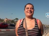 A Alès avec Laura, jolie ronde de 25ans !  (vidéo exclusive)