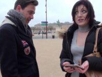 Luxure et sodomie à Versailles pour Perle !  (vidéo exclusive)