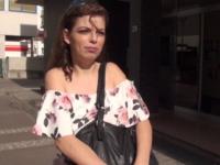 Estelle goute à la célébrité dans son quartier !  (vidéo exclusive)
