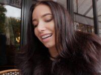 Petit cours de français pour Alina, 21ans !  (vidéo exclusive)