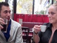 Gang-bang avec un fan pour Rachelle!  (vidéo exclusive)