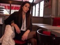 Cléa essaye enfin la double pénétration !  (vidéo exclusive)