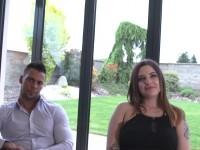 Shanti, 21ans, et Angelo, 29ans nous font une démonstration !  (vidéo exclusive)