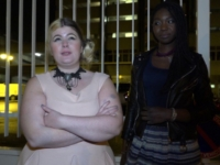 Orgie anale pour Awa et Charlène !  (vidéo exclusive)