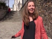On va baiser Mélanie, bloquer à Paris pendant les dernieres grèves !  (vidéo exclusive)