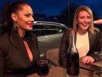 Une sortie en club à Lyon pour Clélie !  (vidéo exclusive)
