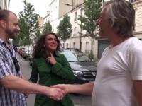 Neshka, 36ans s'envoit deux mecs pendant que son mari la mate  (vidéo exclusive)