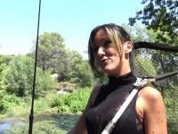 On part a la pêche avec Lilith !  (vidéo exclusive)