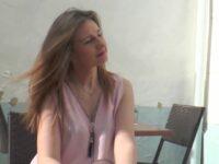 Sodomie musclée pour Christina, 38ans !  (vidéo exclusive)