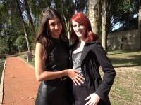 Lina et Alex se font sodomiser a tour de rôle dans un club libertain !  (vidéo exclusive)