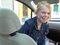 Hélène, 28ans, une magnifique rouquine de Roubaix !  (vidéo exclusive)