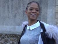 Libertine et exotique, voici Imani venue de Lisieux !  (vidéo exclusive)