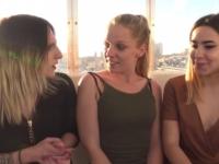 Plan à trois avec Jess et Juliette !  (vidéo exclusive)