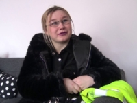 Avant la manif Gilet Jaune, elle passe se faire déglinger par un de nos fans !  (vidéo exclusive)