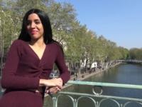 Nadya, la beurette marocaine de 22 ans, veut tourner une video ! (vidéo exclusive)