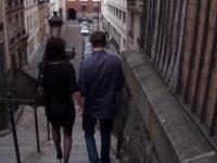 Mylena se trouve un plan cul dans les rues de Paris
