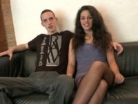 Mélissa et David, un charmant couple qui vient chercher le grand frisson!