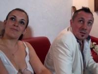 Mariza de Lyon revient avec son mari pour une scène de sodo!