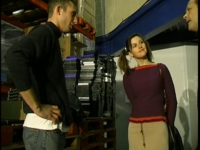 Anaïs vient voir Jack pour un poste de secrétaire… aïe ;)