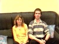 Un couple atypique vient tourner un casting pour la première fois.