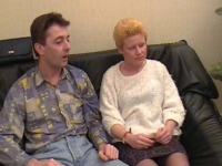 Un couple d'amateur s'engueule pendant son casting mais se réconcilie très vite!